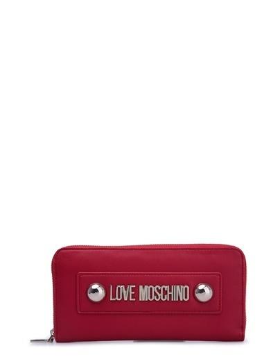 Love Moschino Cüzdan Kırmızı